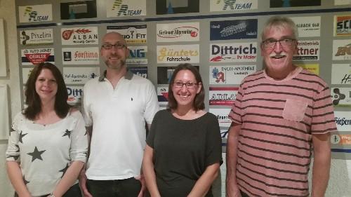 Vorstand SV Germania Wetterfeld